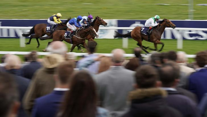 Racing at Epsom