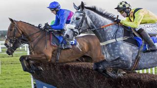 There is racing from Huntingdon on Sunday