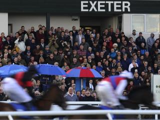 Will we see a FTM winner at Exeter (above) on Friday afternoon?