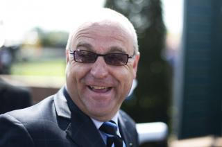 The Master of Malton - trainer Richard Fahey