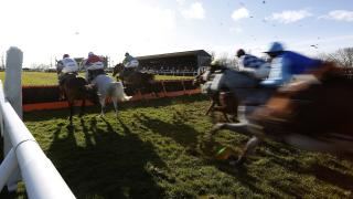 Fakenham jump action
