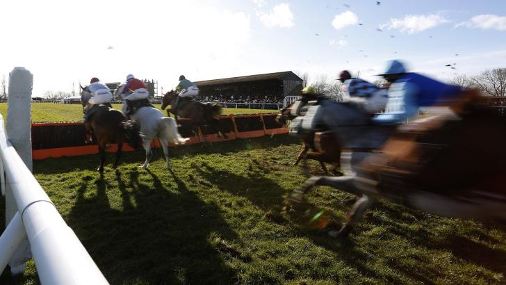 There is jumps racing from Wetherby on Wednesday