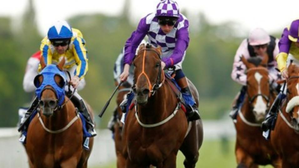 There is Flat racing from Newbury on Friday