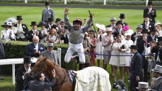 Will Frankie Dettori be celebrating again at Newmarket on Thursday?