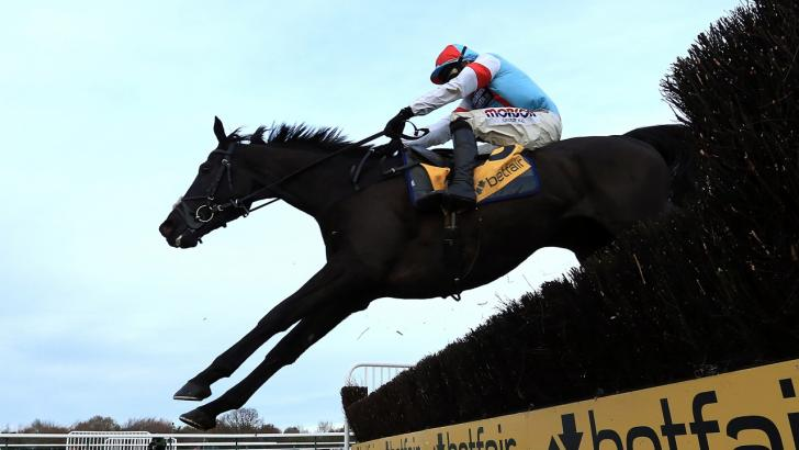 Betfair Chase day at Haydock