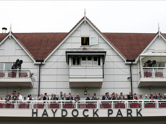 There is jumps racing from Haydock on Saturday