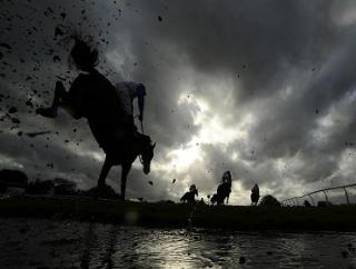 There's jumps action at Clonmel this evening
