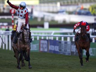 The BetVictor Gold Cup is the feature race at Cheltenham on Saturday