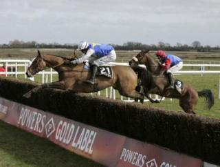 The Irish Grand National is the feature race on Easter Monday