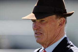 Trainer John Gosden will be rolling the Blue Chip dice on Monday