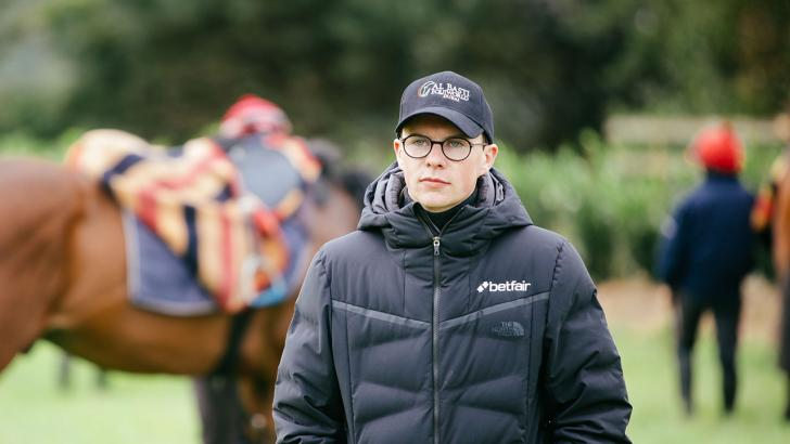Racehorse trainer Joseph O'Brien