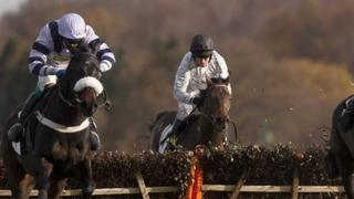 There is jumps racing from Market Rasen on Sunday