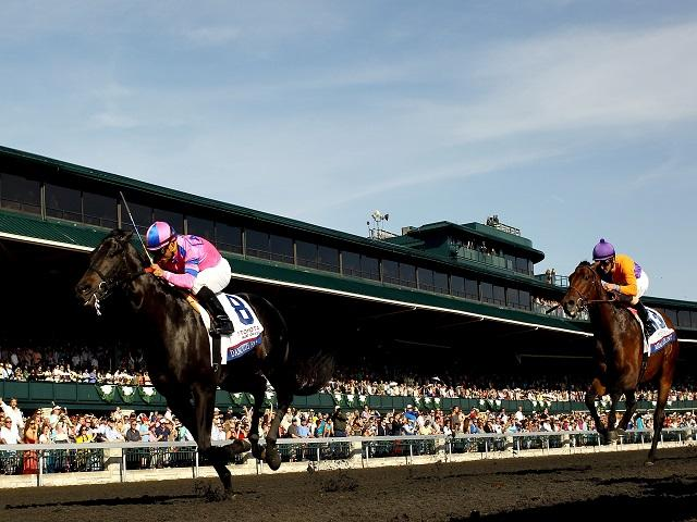All eyes will be on Keeneland tonight for the first day of the Breeders' Cup