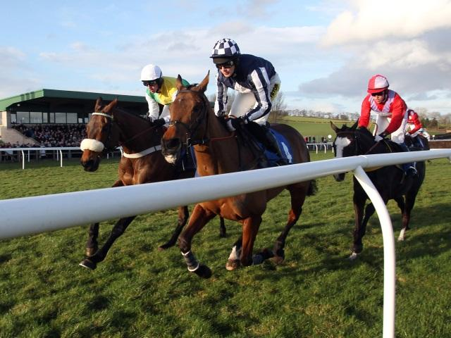 Richard Johnson has a 33% win rate at Kelso over last 12 months