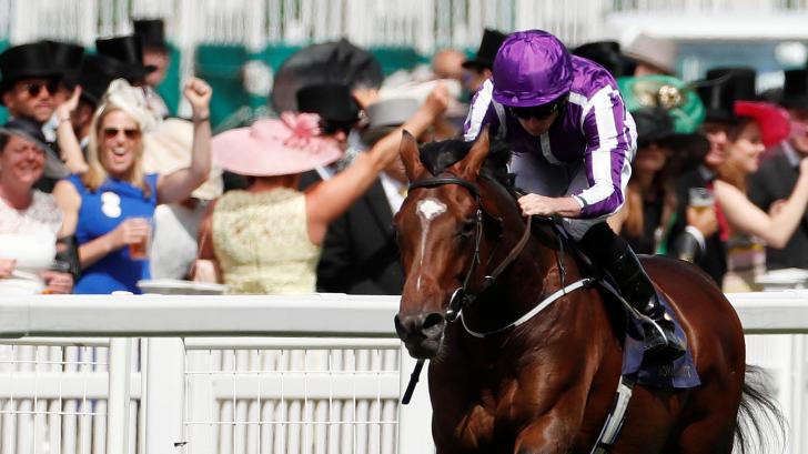 Kew Gardens is the favourite for Saturday's St Leger at Doncaster
