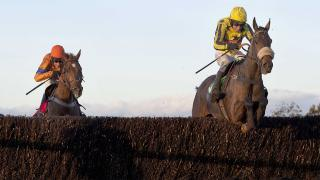 There is jumps racing from Exeter on Sunday