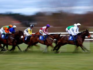 There is Flat racing from Navan on Monday evening