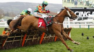 The Stayers' Hurdle is the feature race from Cheltenham on Thursday