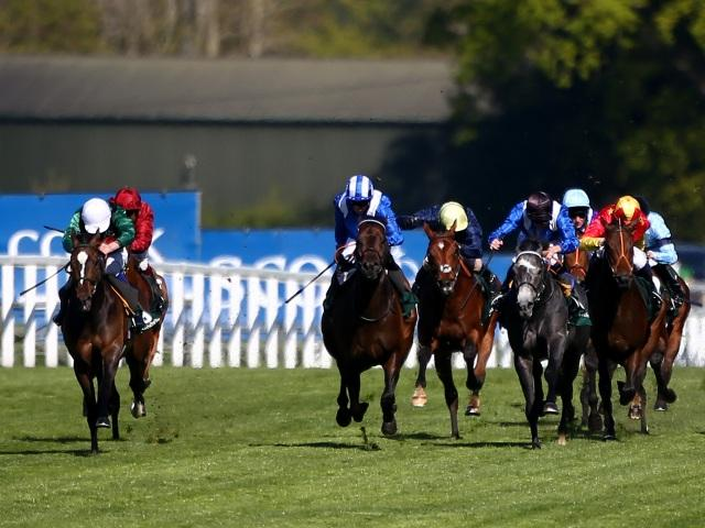 Limato (green, white cap) will bid to bounce back to form in the Diamond Jubilee