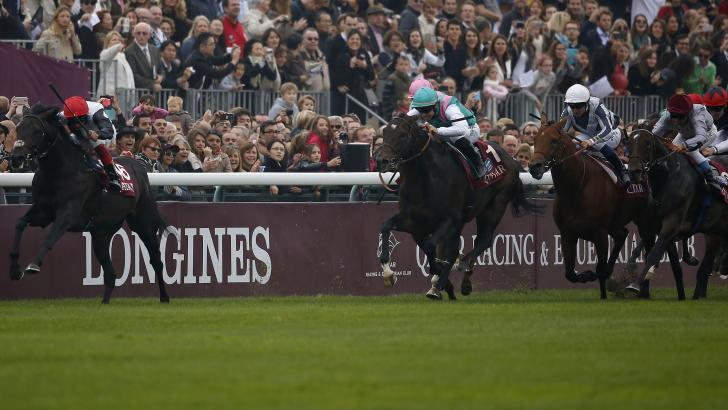 Longchamp races