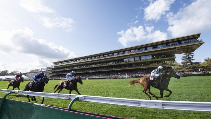 Group One races this weekend at Saint-Cloud and Longchamp