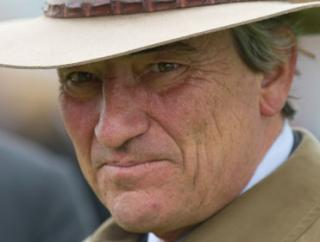Luca Cumani's Comedy King has excellent claims