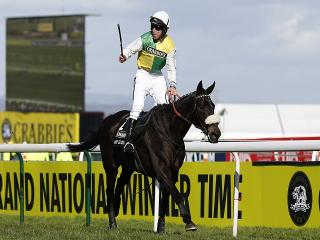 Many Clouds landed last year's Grand National but Tony Keenan has a trio of horses that can defeat him this year