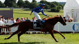 Masar wins the Epsom Derby