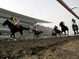 Racing comes from Meydan on Thursday