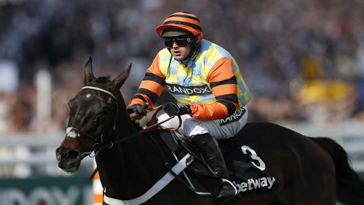 Might Bite is joint favourite for Gold Cup
