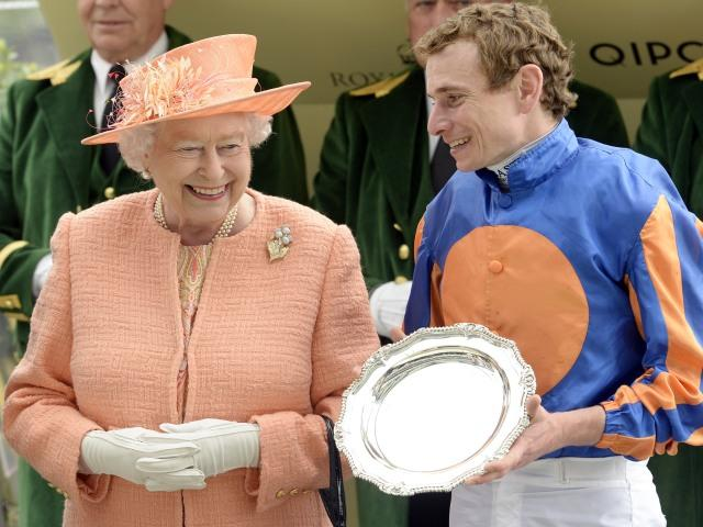 Ryan Moore will be aboard the Queen's horse Dartmouth at York on Friday