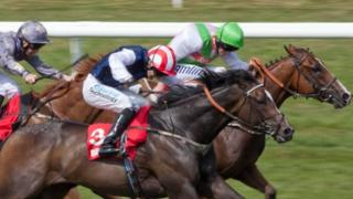 There is Flat action at Chepstow on Monday