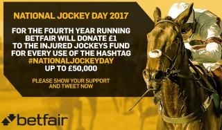National Jockey Day takes place on November 25th 2017