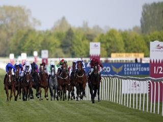 There is racing from Newbury on Thursday evening