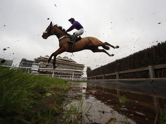 The Long Distance Hurdle is the feature race at Newbury on Friday
