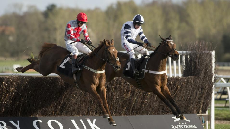 Newbury fence action