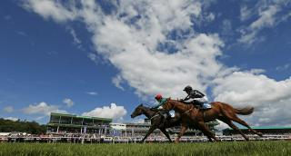 Saturday's action on ITV includes racing from Newcastle and Newmarket