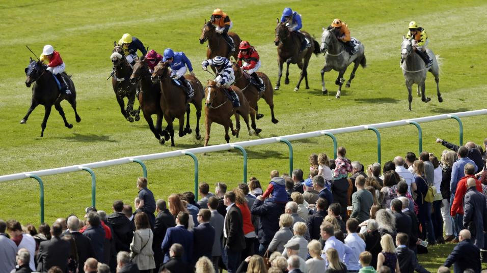 There is Flat racing from Newmarket on Thursday evening