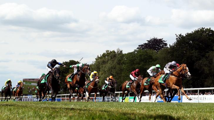 Racing at Newmarket