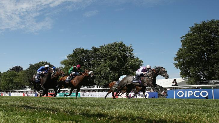 Europe's first Group 1 of the year takes place on Sunday