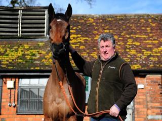 Paul sends four runners to Newbury on Friday