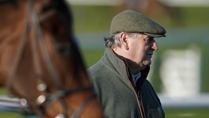 Trainer Noel Meade Leopardstown