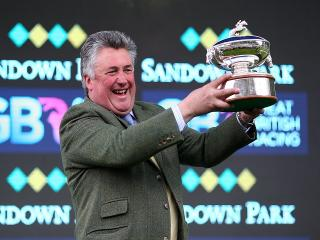 The reigning Champion Trainer gives us the lowdown on his horses for 16/17