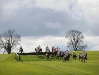Long Strand can go well over the Punchestown banks today...