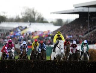 There's good racing at Punchestown on Wednesday
