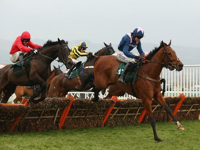 Qualando was Price Rushed from 25/1 to 45/1 for the Fred Winter