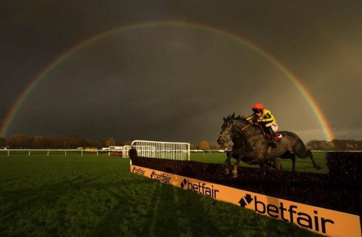 It's all about the stunning Betfair-sponsored card at Haydock today