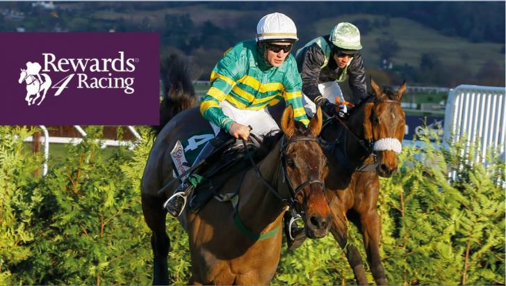 Betfair is now a partner for the Rewards4Racing loyalty programme