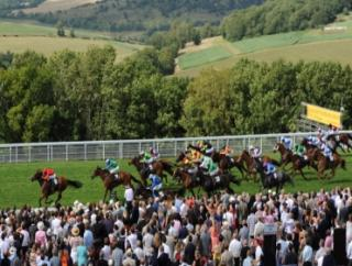 Racing comes from Goodwood on Thursday