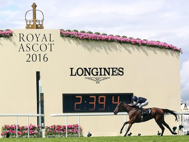 Tony has four selections for the final day of this year's Royal Ascot meeting